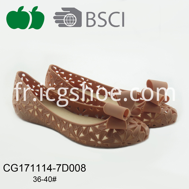 new fashion pvc casual shoes